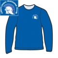 Men's Long Sleeve Technical Club  T-shirt